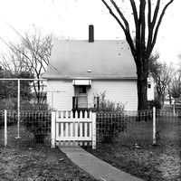 Single-family Home, 3220 Cedar Ave So, Minneapolis. Fall 1973
